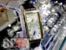 Casio Sheen SWAROVSKI ELEMENTS Dual Time Ladies Watch SHE-4035GL-7A