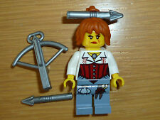 Lego Monster Fighters Minifigs 9462 - Ann Lee (New)