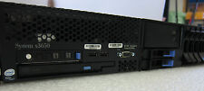 """IBM X3650 7979BEU 2U SFF Server - 2x Xeon E5440 2.83GHz, 18GB, 2x 73GB 10K 2.5"""""""