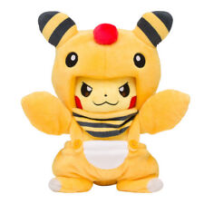 Pokemon Plush doll Pokémon fit Ampharos 16.5x15x10.5cm Pokemon Center F//S NEW