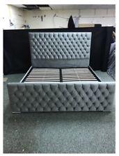 Chesterfield Upholstered Bed Frame