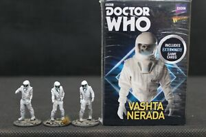 Doctor Who Vashta Narada expansion Warlord Games with well painted miniatures