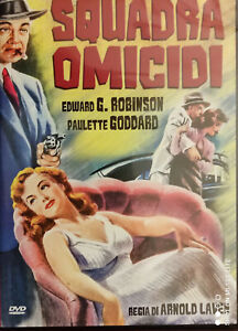 SQUADRA OMICIDI  Arnold Laven,Paulette Goddard,1953 A e R Productions 2014