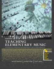 Teaching Elementary Music by Fred P. Spano, Nicole R. Robinson and Suzanne N....
