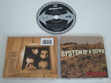 SYSTEM OF A DOWN/TOXICITY(AMERICAN/COLUMBIA 501534 2) CD ALBUM