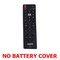 OEM Sanyo TV Remote Control for FW40D36F-B (No Cover)