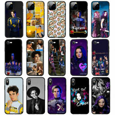 Descendants TPU Case for iPhone 11 Pro XS MAX XR X 8 7 6 6S Plus 5 5S SE