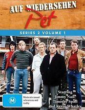Auf Wiedersehen Pet Series 2 Volume 1 (dvd 2009 2-disc Set) All Regions