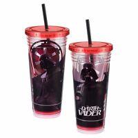 Star Wars Darth Vader 24 Oz. Tumbler & Straw Travel Cup