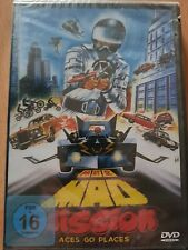 Mad Mission Aces go Places DVD OVP