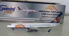 Gemini Jets 1:400  -    ATA Airlines 737-800 #N301TZ  -  GJATA250  as is