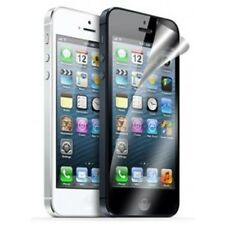 3 x PELLICOLE protettiva per IPHONE 5 Antiriflesso/ 3 Antiglare Screen Protector