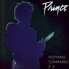"PRINCE Nothing Compares 2 U RARE 2-TRACK 7"" SINGLE"