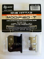 Andis T-Outliner and GTX Replacement One Hittaz Zero Gap Modified T Blades (Extr