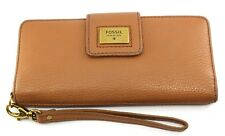 FOSSIL Quinn Slim Wristlet Clutch Bi-Fold Wallet SWL1085