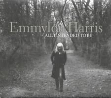 Emmylou Harris: All I Intended To Be - CD (2008)
