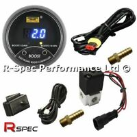 52mm Pro I-EBC Electronic Boost Controller Kit - Any Petrol Turbo Charged Car