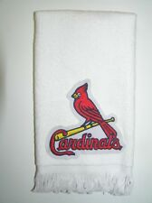 vintage St. Louis Cardinals Mlb baseball Towel golf towel Free Ship logo white