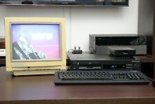 Amiga CDTV, original boxes & accessories. Rare external box envelope included !