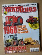 Tracteurs passion n°23, Cournil agricoles, Marchadier, l'année 1960, Musée Bouri