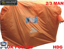 2-3 PERSON GROUP MOUNTAIN BOTHY EMERGENCY HIS VIS SURVIVAL SHELTER BASHA