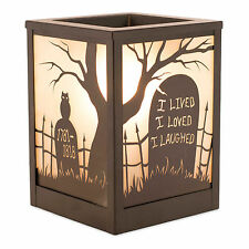 Ambi Escents Wax Warmer Halloween Full Size Loved Lived Laughed New
