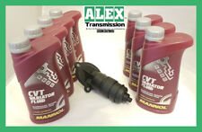AUDI CVT 0AW Multitronic,A4,A5,A6,A7, filter oil kit PARTIAL CHANGE gearbox 2Gen