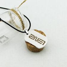 2NE1 Necklace titanium steel Kpop New