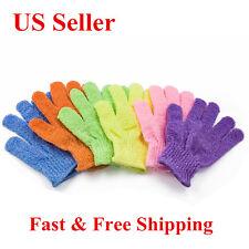 Exfoliating Spa Bath Gloves Shower Soap Clean Hygiene Wholesale  Lots US SELLER