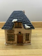 Dept 56 Shops Of Dickens Village Candle Shop Retired 1984 With Box
