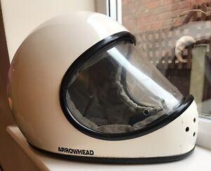 Skydiving Helmet/vintage/arrowhead