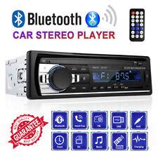 Autoradio 1DIN mit Bluetooth Freisprecheinrchtung USB AUX FM MP3 Fernbedienung