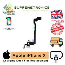 Iphone Dock X 100% Original USB Cargador De Puerto De Carga Micrófono Cable Flexible de reemplazo