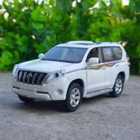 1:32/Toyota Land Cruiser Prado SUV Toy Car/Diecast/Sound & Light/Gift/Model/Kid