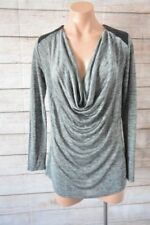 Polyester Cowl Neck Solid Regular Size Jumpers & Cardigans for Women