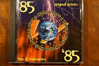 World Hits - 1985  - CD, VG