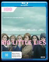 Big Little Lies - Season 2 : NEW Blu-Ray