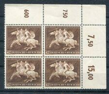DR-3.Reich 780 ECKRAND-VB**POSTFRISCH 48EUR (Z9163