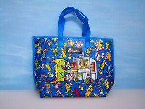 New Launch Limited Tokidoki Tiger Nation / Kajiu Marigold Cooler Bag 40x25cm