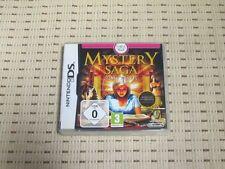 Mystery Saga Time Travel für Nintendo DS, DS Lite, DSi XL, 3DS