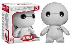 Big Hero 6 Fabrikations Plush Figure Baymax - Brand New