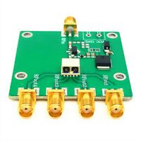 Radio frequency amplifier LNA 1 point 4 10 MHz to 1000 MHz