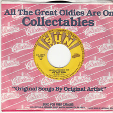 THE JELLY BEANS - I WANNA LOVE HIM SO BAD + DIXIE CUPS - MINT REISSUE 45 - NEW
