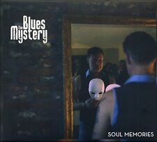 CD THE BLUES MYSTERY - SOUL MEMORIES -