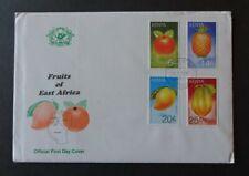Kenia FDC 1997 - Früchte von Ostafrika