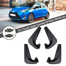Universal Mudflaps Mud Flaps Flap Splash Guards For Toyota Auris Avensis Vios