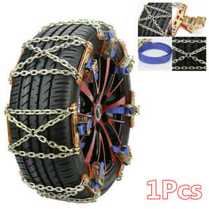 Car Tire Mud Snow Anti-skid Chains Emergency Winter Driving Wheel Safety Chain