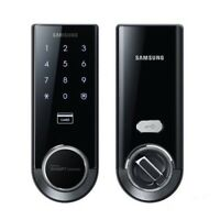Samsung Smart Digital Keyless Door Lock SHS-3321 USA Version