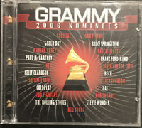 2006 Grammy Nominees CD 2006 Grammy Recordings ‎– 82876 74277-2 VG
