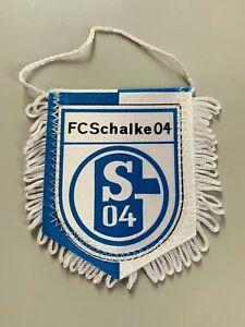 FC Schalke 04 fanion vintage football banderin pennant wimpel Germany